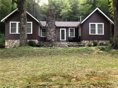 Pickens County Single Family Home For Sale: 714 Moorefield Memorial Highway