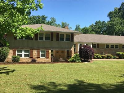 Single Family Home For Sale: 326 Westminster Hwy Highway