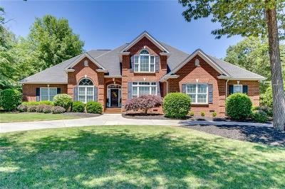 Anderson Single Family Home For Sale: 103 Limelight Drive