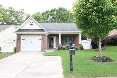 Anderson Single Family Home For Sale: 120 Abigail Lane