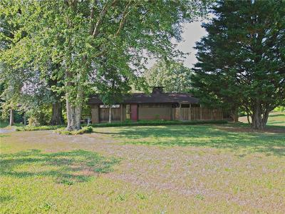 Pickens County Single Family Home For Sale: 159 Zion Church Road
