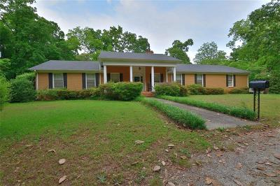 Anderson SC Single Family Home For Sale: $244,900