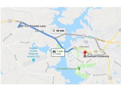 Townville, Seneca Residential Lots & Land For Sale: 1127 Porsche Lane