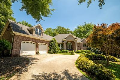 Clemson Single Family Home For Sale: 106 Sycamore Drive