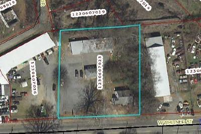 Anderson Commercial For Sale: 1910 W Whitner Street
