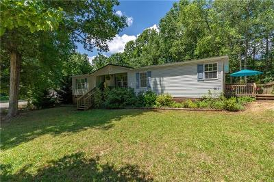 Seneca Mobile Home For Sale: 611 Dusty Trail Drive