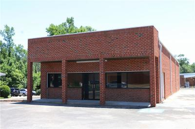 Anderson Commercial For Sale: 123 Whitehall Road