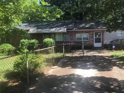 Single Family Home For Sale: 2401 W Whitner Street