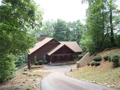Oconee County Single Family Home For Sale: 245 Horseshoe Bend Drive