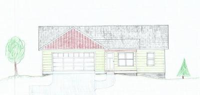 West Union Single Family Home For Sale: 00 Jefferson Road