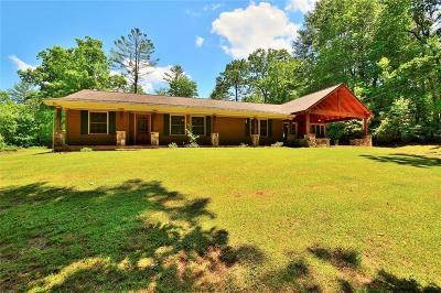Mountain Rest SC Single Family Home For Sale: $649,900