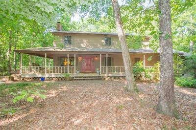 Pickens County Single Family Home For Sale: 217 Dove Hill Circle