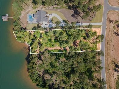 Residential Lots & Land Contract-Take Back-Ups: Lot 8 The Peninsula/Necker Pointe Ln
