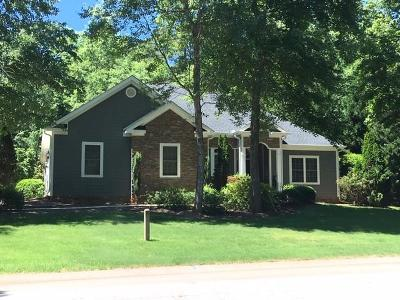 Seneca Single Family Home Contract-Take Back-Ups: 1308 Stillwater Drive