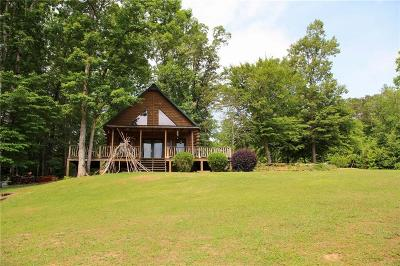 Oconee County Single Family Home For Sale: 110 Earlestead Drive