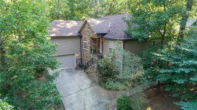 Clemson Single Family Home For Sale: 319 Lancelot Drive