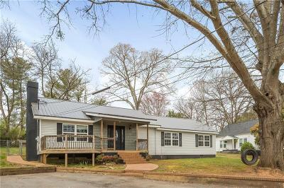 Pickens County Single Family Home For Sale: 205 Powell Street