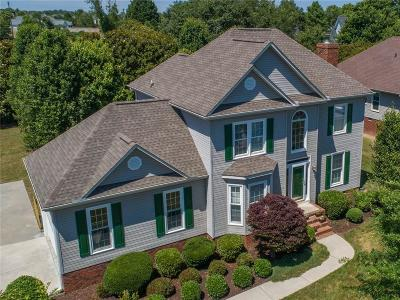 Simpsonville Single Family Home For Sale: 10 Irish Court