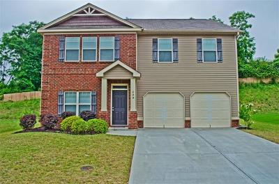 Simpsonville Single Family Home For Sale: 209 Winespring Place