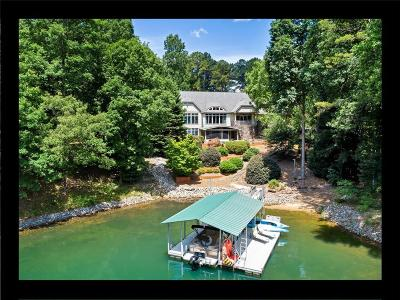 Oconee County, Pickens County Single Family Home For Sale: 104 Wynward Pointe Drive
