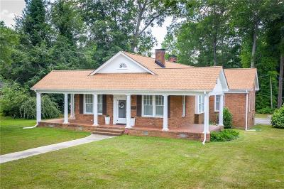 Single Family Home For Sale: 407 Brown Avenue
