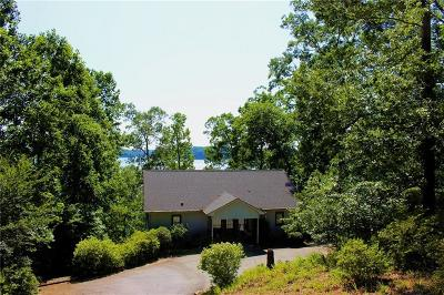 Pickens County Single Family Home For Sale: 341 Hatteras Ridge