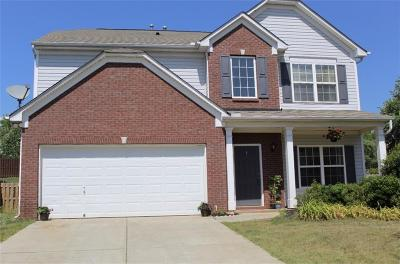 Simpsonville Single Family Home For Sale: 7 Frostweed Court