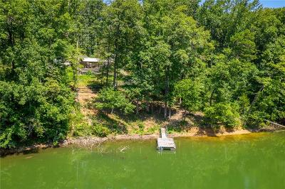 Anderson County, Oconee County, Pickens County Mobile Home For Sale: 577 Whispering Pines Drive