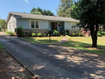Easley Single Family Home For Sale: 312 Woodfield Drive