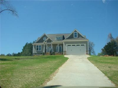 Oconee County Single Family Home For Sale: 306 Stardust Lane