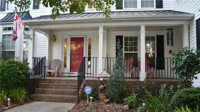 Easley Single Family Home Contract-Take Back-Ups: 112 Annenberg Lane