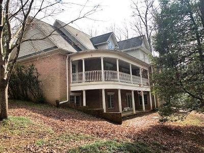 Greenville County Single Family Home For Sale: 6 Alender Way