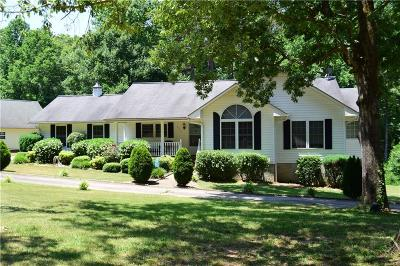 West Union Single Family Home For Sale: 314 Arphenia Drive