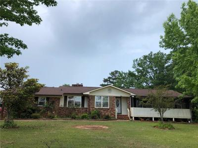 Clemson, Seneca Single Family Home For Sale: 100 Meadow Drive