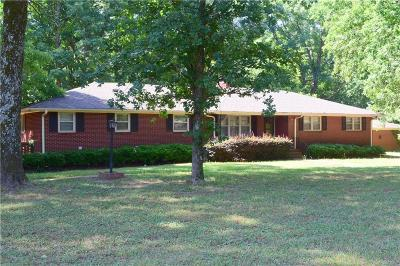 Anderson Single Family Home For Sale: 2732 N 29 Highway Highway