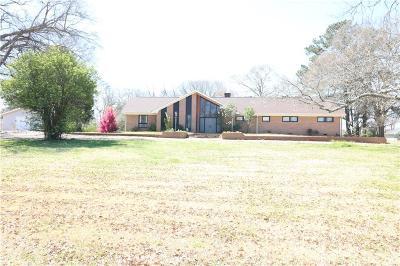 Duncan Single Family Home For Sale: 125 E Main Street