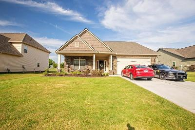 Anderson Single Family Home For Sale: 1020 Drakes Xing Road