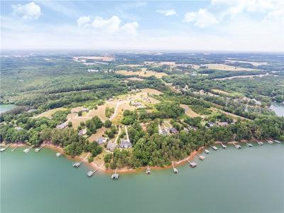 Anderson County, Oconee County, Pickens County Residential Lots & Land For Sale: 1028 North Shore Drive