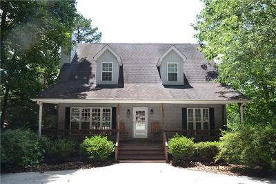 Single Family Home For Sale: 968 Reed Creek Point