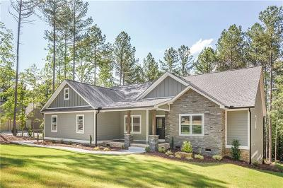 Oconee County, Pickens County Single Family Home For Sale: 805 Gate View Court