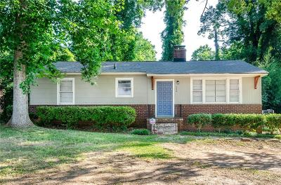 Single Family Home For Sale: 204 North Street