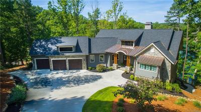 Oconee County, Pickens County Single Family Home For Sale: 188 Hickory Springs Way