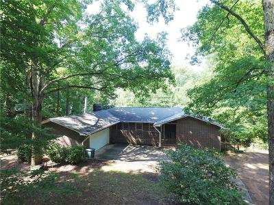 Oconee County Single Family Home For Sale: 203 Leila Street