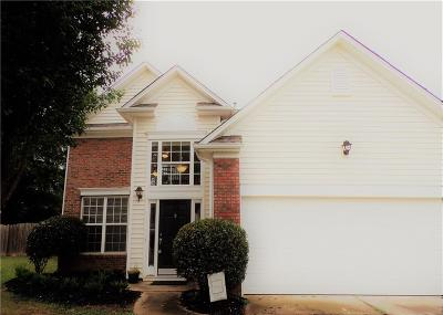 Simpsonville Single Family Home For Sale: 117 Shea Court