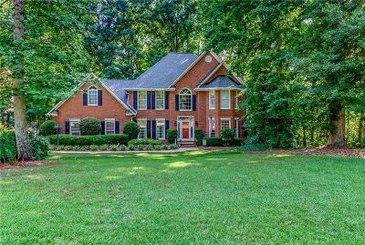 Easley Single Family Home For Sale: 506 Shadow Oaks Drive