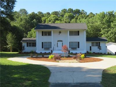 Townville Single Family Home For Auction: 305 Fairplay Road