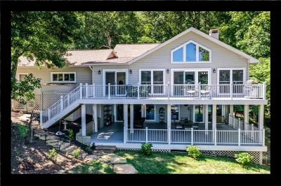 Oconee County, Pickens County Single Family Home For Sale: 528 Long Reach Drive