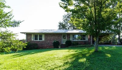 Six Mile Single Family Home For Sale: 362 Mountain View Church Road