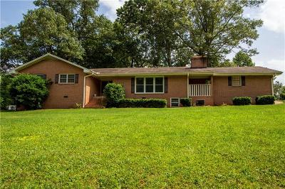 Westminster Single Family Home For Sale: 224 Earl Holcombe Drive