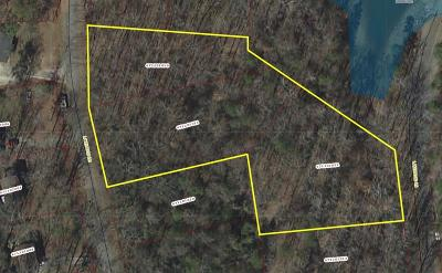 Anderson Residential Lots & Land For Sale: 00 Lakewood Drive